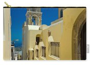 Catholic Cathedral Santorini Carry-all Pouch