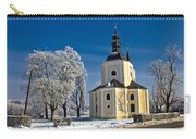 Catholic Church In Town Of Krizevci Carry-all Pouch
