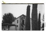 Catholic Church Pisinemo Arizona Tohono O'odham Indian Reservation 1973 Carry-all Pouch