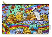 Catnip Dreamzzzs Carry-all Pouch