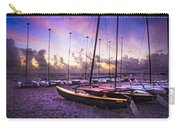 Cats At Dawn Carry-all Pouch