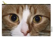 Cats Face Carry-all Pouch