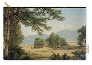 Catskill Meadows In Summer Carry-all Pouch by Asher Brown Durand