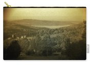 Catskill Mountains New York  Barn-shandelee - Featured In Comfortable Art And All About Ny Groups Carry-all Pouch