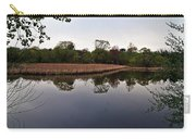 Cattail Swamp I Carry-all Pouch