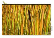 Cattails Aflame Carry-all Pouch