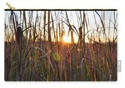 Cattails And Reeds - West Virginia Carry-all Pouch