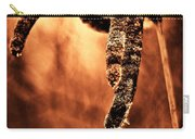 Cattails On Fire Carry-all Pouch