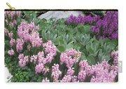 Catterpillar Large Flower Garden Vegas Carry-all Pouch