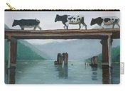Cattle Crossing Carry-all Pouch