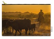 Cattle Drive 10 Carry-all Pouch