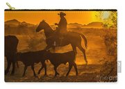 Cattle Drive 13 Carry-all Pouch