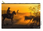 Cattle Drive 14 Carry-all Pouch