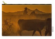 Cattle Drive 16 Carry-all Pouch