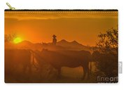 Cattle Drive 21 Carry-all Pouch