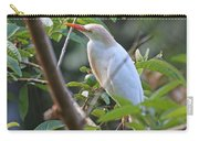 Cattle Egret 1 Carry-all Pouch