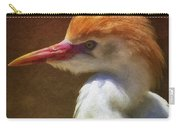 Cattle Egret 2 Carry-all Pouch