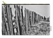 Cattle Fence By Diana Sainz Carry-all Pouch