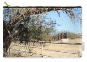 Cattle Ramp Carry-all Pouch