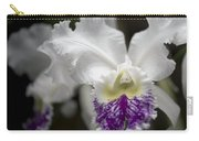 Cattleya Catherine Patterson Full Bloom Carry-all Pouch