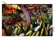 Caught In A Cactus Patch-sold Carry-all Pouch