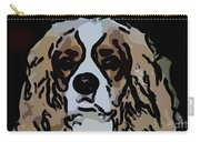 Cavalier Spaniel Carry-all Pouch