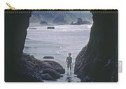 Mp-335-cave In Battle Rock Port Orford Carry-all Pouch