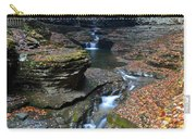 Cavernous Walls Carry-all Pouch by Frozen in Time Fine Art Photography