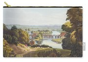 Caversham Bridge, Near Reading Carry-all Pouch by William Havell