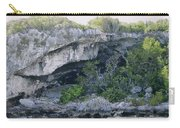 Caves In The Bahamas Carry-all Pouch