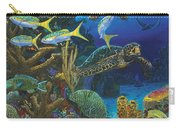 Cayman Turtles Re0010 Carry-all Pouch