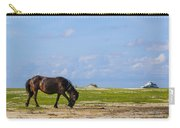 Cedar Island Wild Mustangs 48 Carry-all Pouch