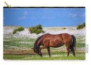 Cedar Island Wild Mustangs 59 Carry-all Pouch