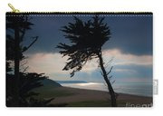 Cedar Silhouettes Carry-all Pouch