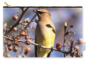 Cedar Waxwing - Img_9609-006 Carry-all Pouch