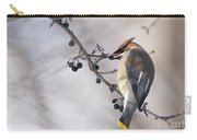 Cedar Waxwing Pictures 30 Carry-all Pouch