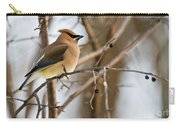 Cedar Waxwing Pictures 52 Carry-all Pouch