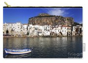 Cefalu - Sicily Carry-all Pouch by Stefano Senise