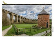 Cefn Viaduct Carry-all Pouch by Adrian Evans