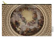 Ceiling Fresco - Cupola Capitol Washington Dc Carry-all Pouch