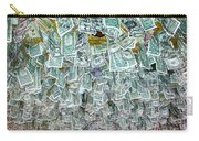 Ceiling Of Dollar Bills  Carry-all Pouch