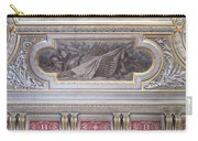 Ceiling Study Chateau De Chantilly Carry-all Pouch