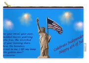 Celebrate Independence Carry-all Pouch