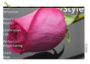Celebrate The Beauty Of Life Carry-all Pouch
