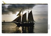 Celebrating Sunset Photograph Carry-all Pouch
