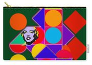 Celebrity Squares Carry-all Pouch
