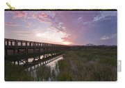 Celery Fields Sunset Carry-all Pouch