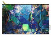 Celestial Sea Carry-all Pouch by RC deWinter