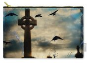 Celtic Blue Carry-all Pouch