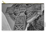 Celtic Cross At Trinity Carry-all Pouch